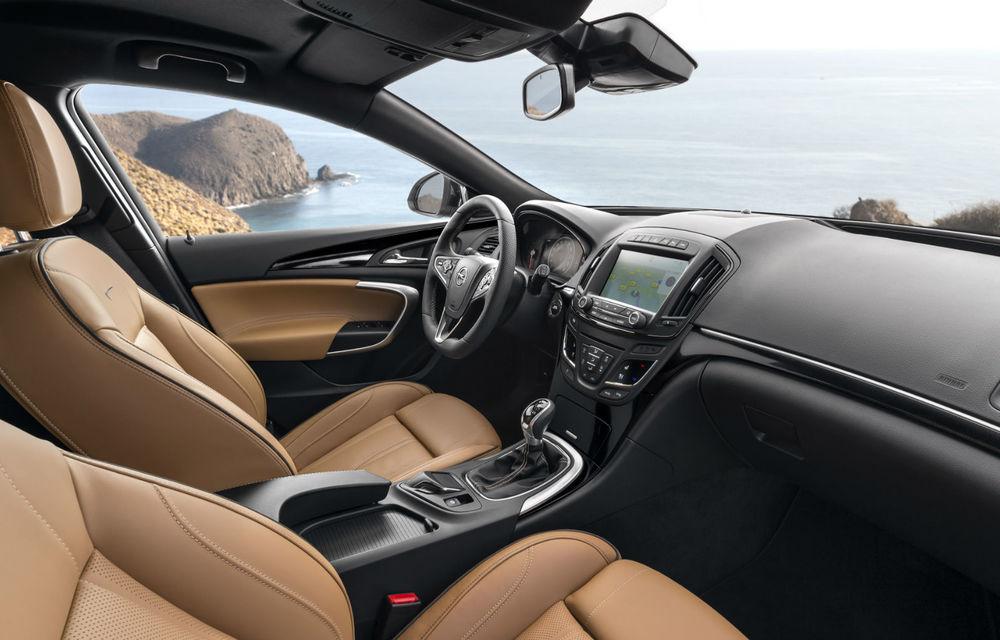 Opel Insignia facelift - imagini şi informaţii oficiale - Poza 2