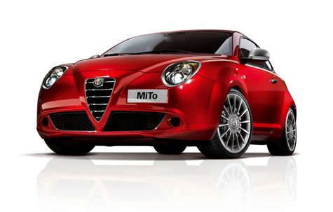 Alfa Romeo MiTo facelift (2014-2015)