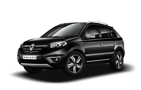 Renault Koleos facelift (2012-2014)