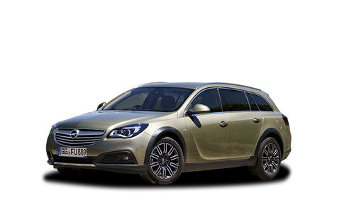 Opel Insignia Country Tourer (2013-2018)