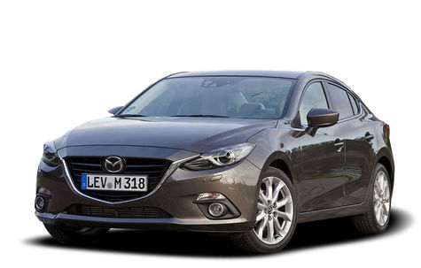 Mazda 3 sedan (2013-2017)
