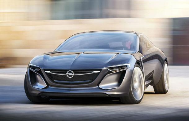 Opel Insignia primește în 2017 un succesor cu design inspirat de conceptul Monza - Poza 2