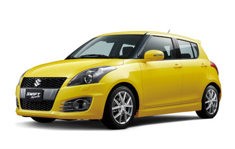 Suzuki Swift Sport (2013-2017)