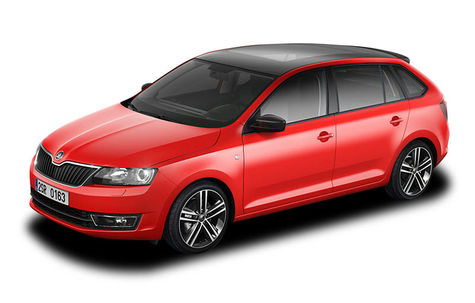Skoda Rapid Spaceback (2012-2017)