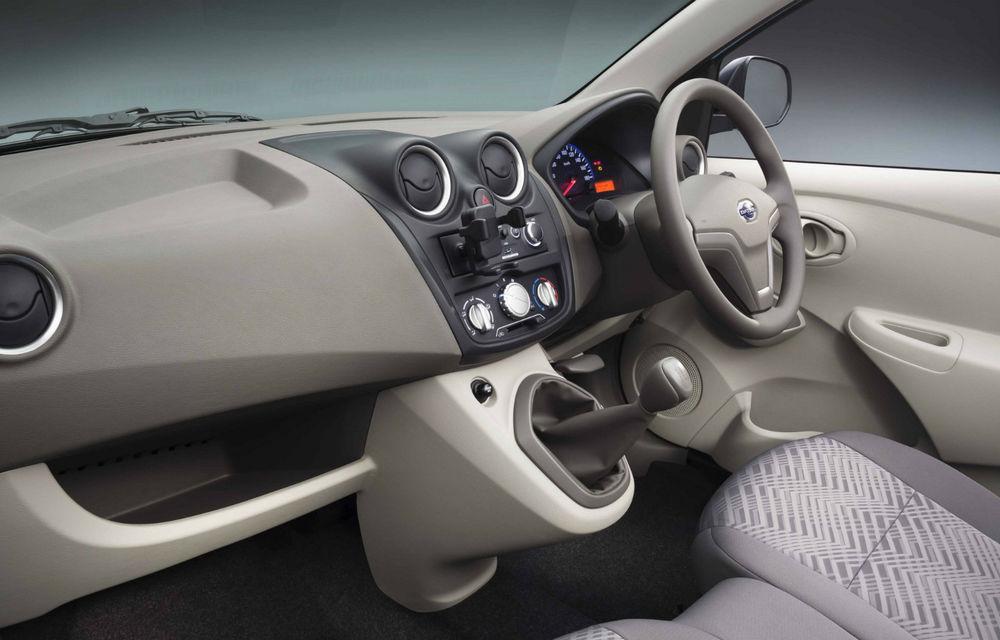 Datsun GO este modelul care renaşte brandul japonez - Poza 2