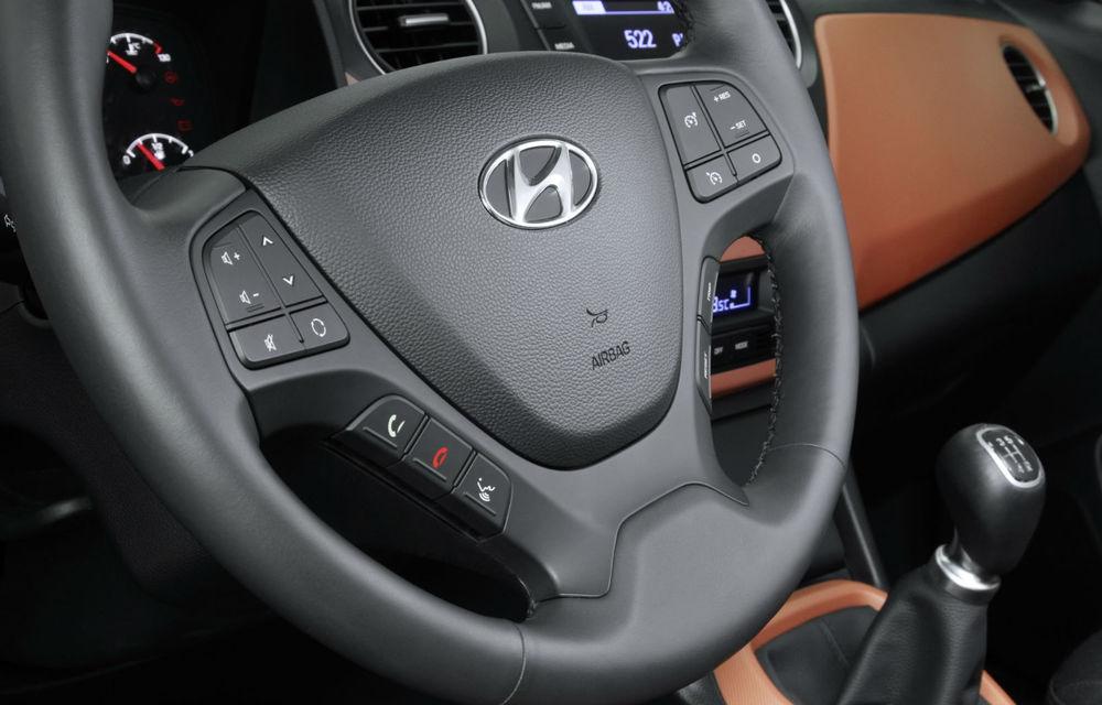 Preţuri Hyundai i10 în România: citadina pleacă de la 11.850 euro, cu ofertă de lansare de 9400 de euro - Poza 2