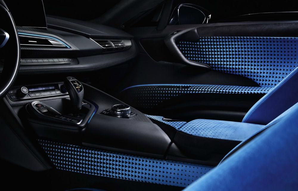 BMW i8 - datele tehnice complete ale versiunii de serie - Poza 2