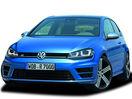 Poze Volkswagen Golf R (2014-2016)