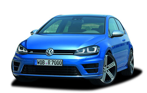 Volkswagen Golf R (2014-2016)
