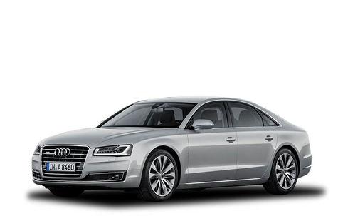 Audi A8 Hybrid facelift