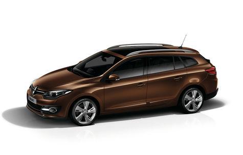 Renault Megane Sport Tourer facelift (2014-2016)