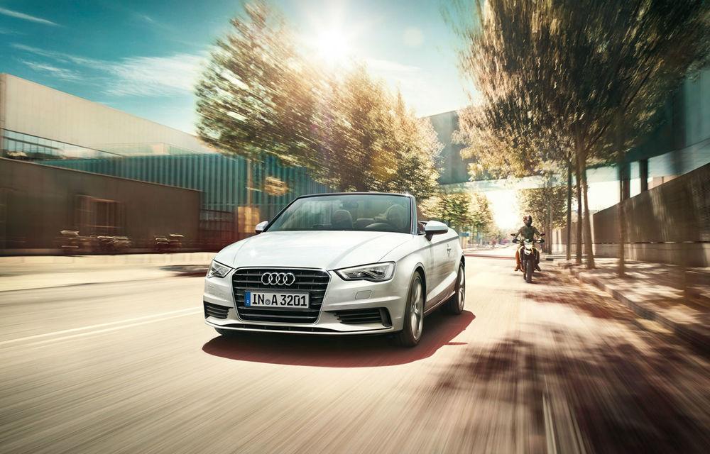 Audi A3 Cabriolet a intrat în producţie la uzina din Ungaria - Poza 2