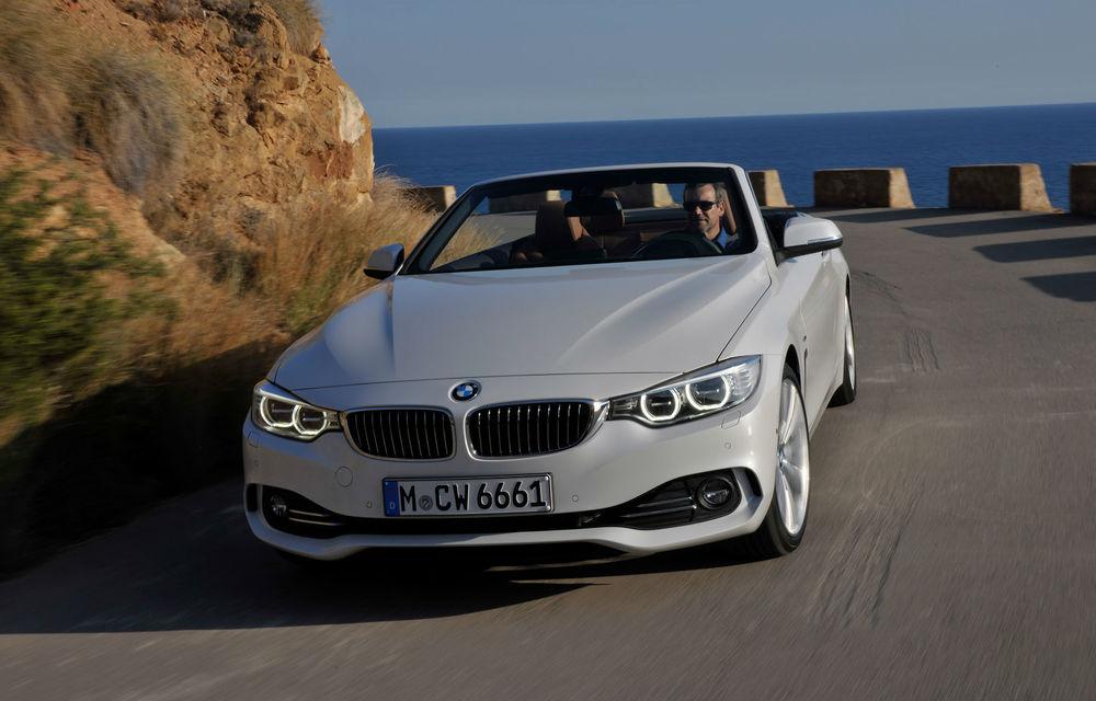 BMW introduce motorizări noi în gamele Seria 2 Coupe, Seria 4 Coupe şi Seria 3 GT - Poza 2
