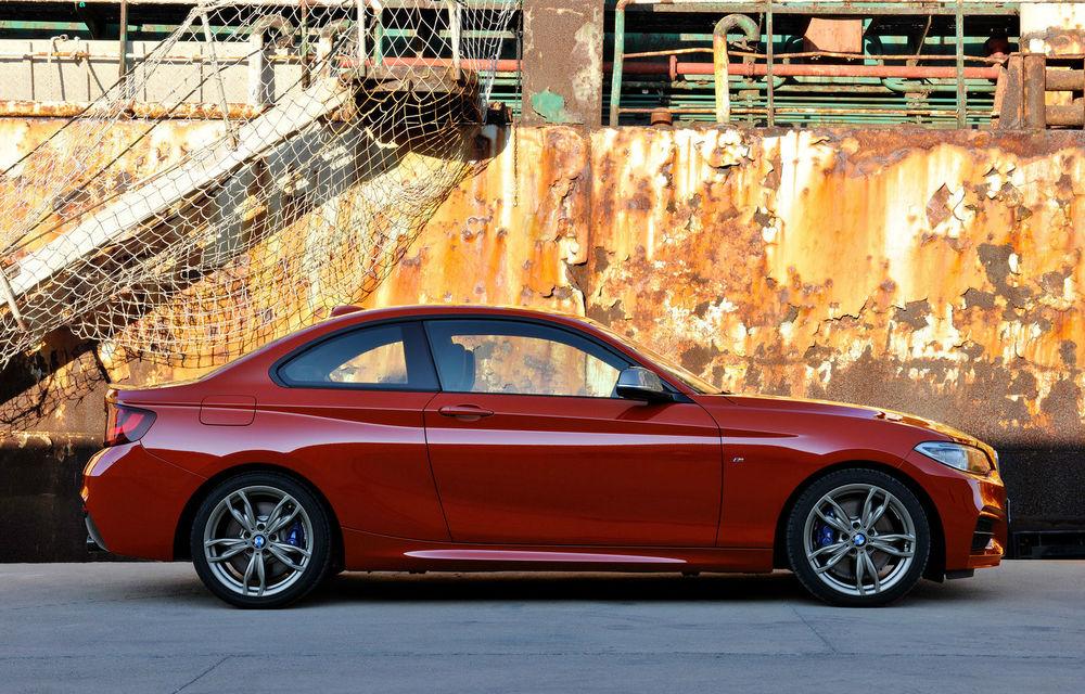 BMW Seria 2 Coupe a intrat în producţie - Poza 2