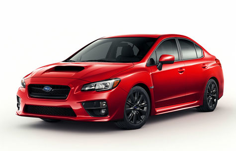 Subaru WRX (USA)