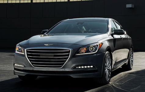 Hyundai Genesis (USA)