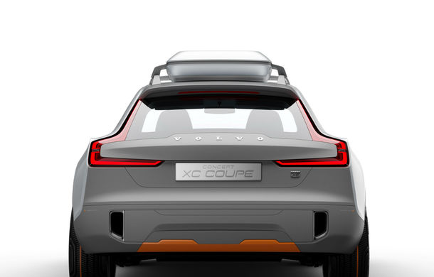 Volvo Concept XC Coupe, un nou pas înspre viitorul XC90 - Poza 2
