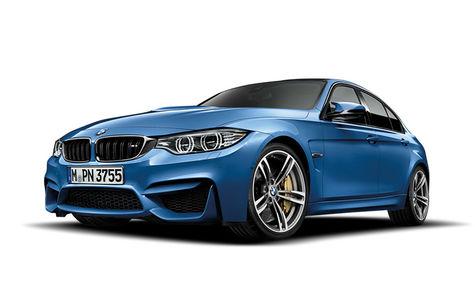 BMW M3 (2014-2017)