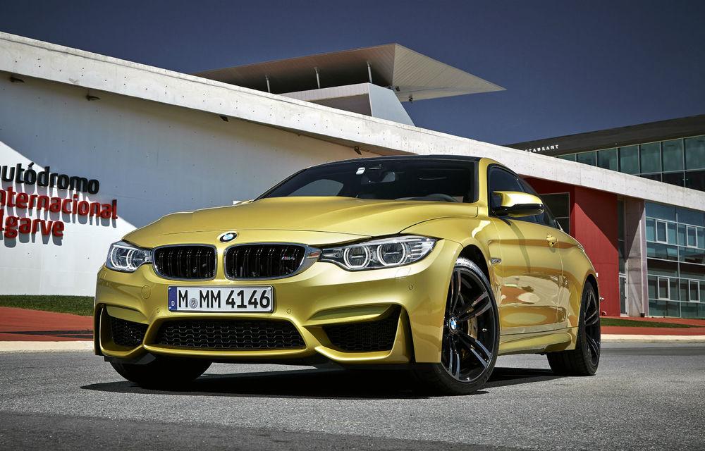 BMW M4 Coupe la Nurburgring: 13 secunde în faţa vechiului M3 Coupe - Poza 2