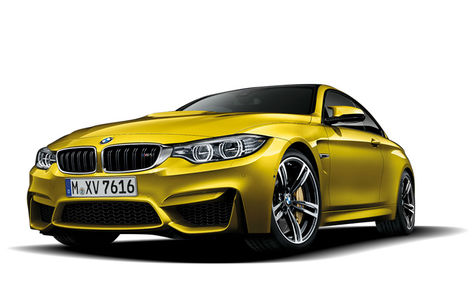 BMW M4 Coupe (2014-2017)