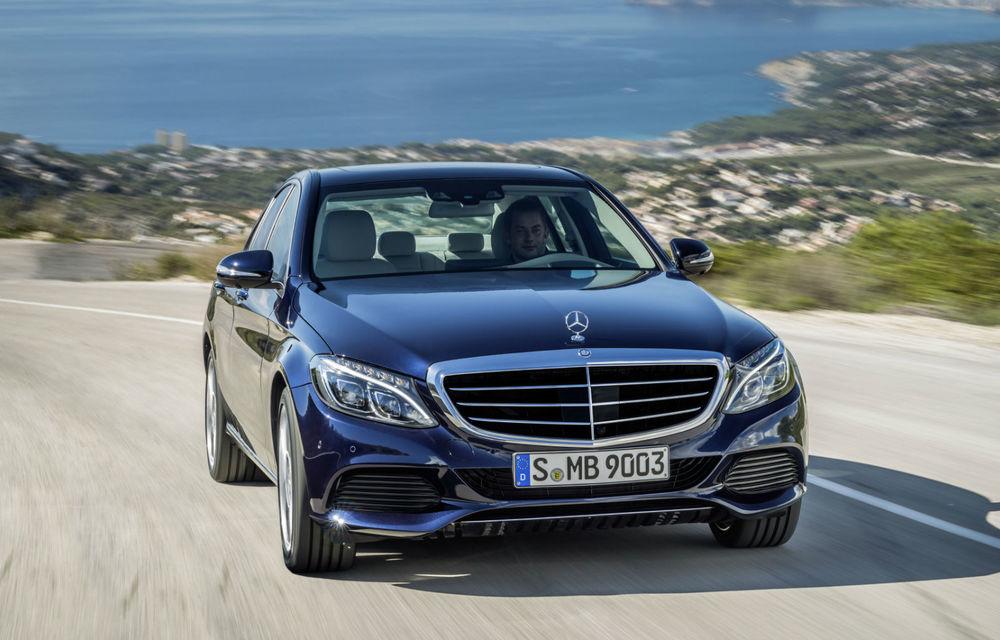 Mercedes-Benz C-Klasse: gama completă de motorizări - Poza 2