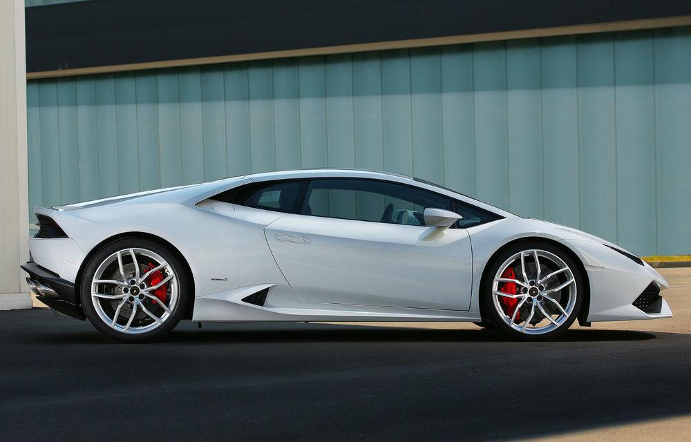 """Şeful Lamborghini: """"Vânzările lui Huracan au depăşit de două ori aşteptările"""" - Poza 2"""