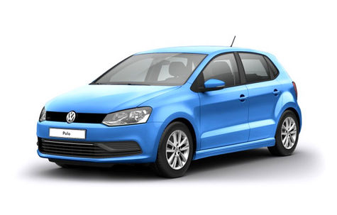 Volkswagen Polo facelift (2014-2017)