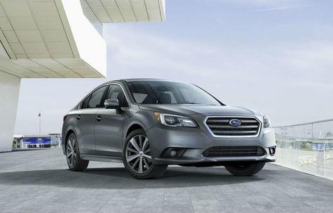 Subaru Legacy (USA) (2014)
