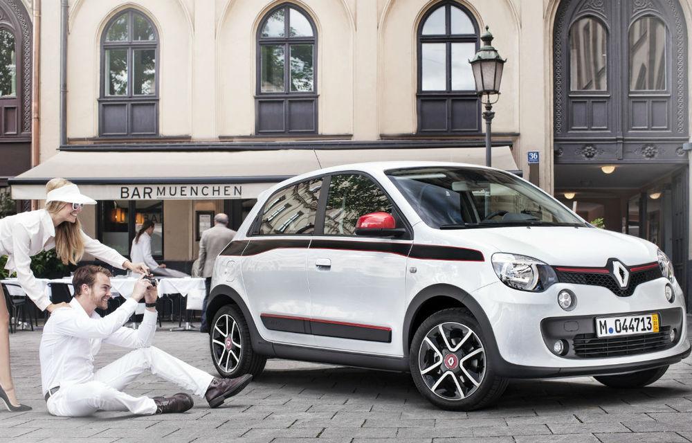 Renault Twingo împarte 70% din componentele mecanice cu viitoarea gamă Smart - Poza 2