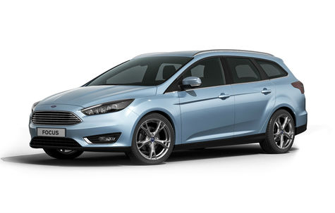 Ford Focus Wagon facelift (2016-2018)