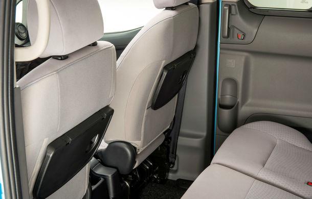 Nissan e-NV200: vehiculul comercial al japonezilor a primit o versiune electrică - Poza 2
