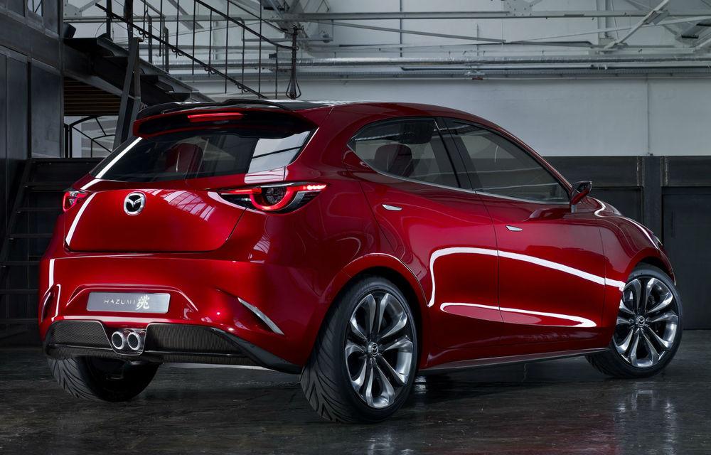 """Mazda: """"Diesel-ul de 1.5 litri care îl va echipa pe viitorul Mazda 2 are 105 CP şi 220 Nm"""" - Poza 3"""