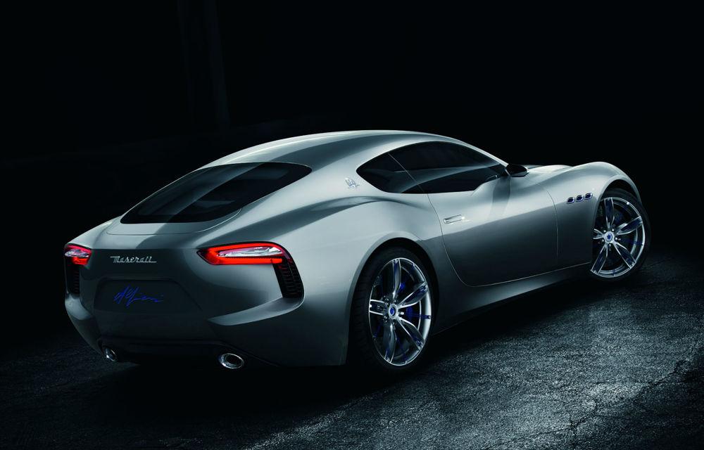 """Italienii și al lor """"dolce far niente"""" amână cu doi ani lansarea lui Maserati Alfieri - Poza 2"""