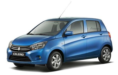Suzuki Celerio (2013-2018)