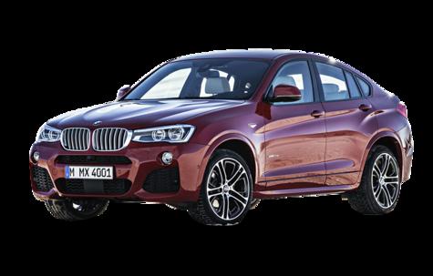 BMW X4 (2014-2017)