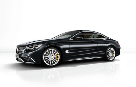 Mercedes-Benz S AMG Coupe (2014-2017)