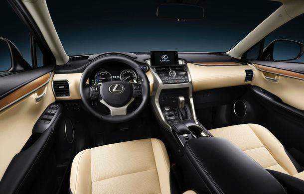 PARIS 2014 LIVE: Lexus NX, noul SUV compact premium al mărcii japoneze - Poza 3