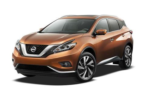 Nissan Murano (2015) (USA)