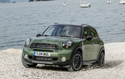 MINI Countryman (2014-2016)