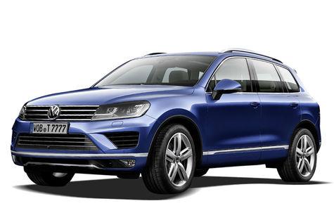 Volkswagen Touareg facelift (2014-2018)