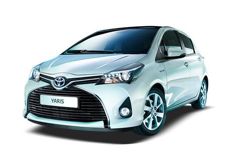 Toyota Yaris (2014-2017)
