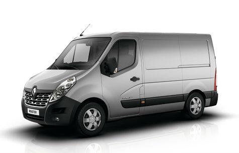 Renault Master facelift