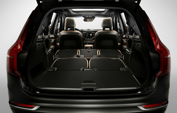 Volvo XC90 aduce o creştere de producţie în Goteborg: suedezii vor adăuga al treilea schimb pentru a răspunde cererii - Poza 3