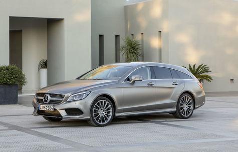 Mercedes-Benz CLS Shooting Brake (2014-prezent)