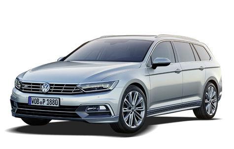 Volkswagen Passat Variant (2014-prezent)
