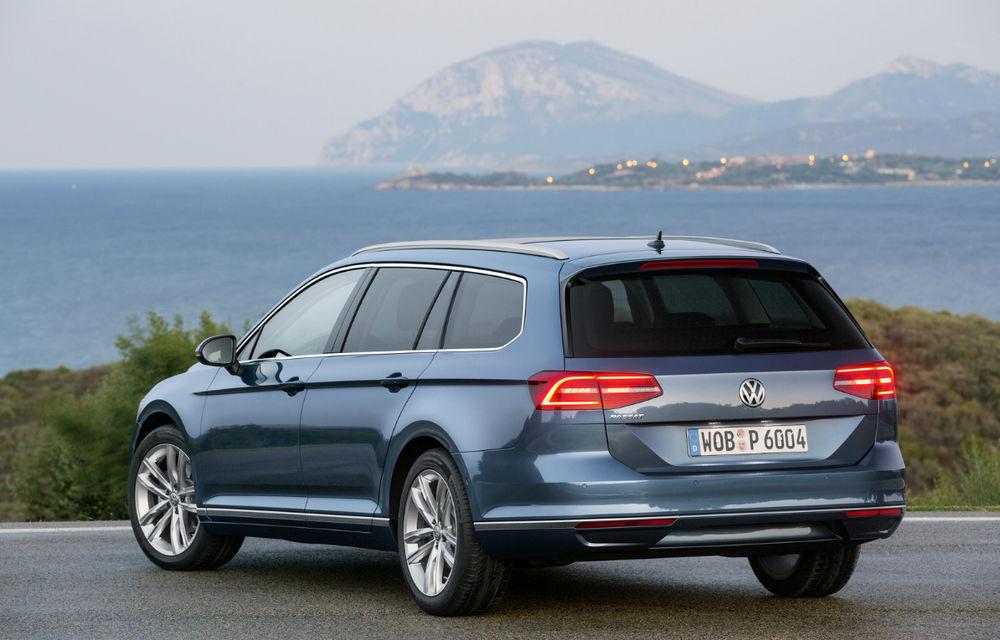 PARIS 2014 LIVE: Noul Volkswagen Passat - primele imagini ale generaţiei B8 - Poza 12