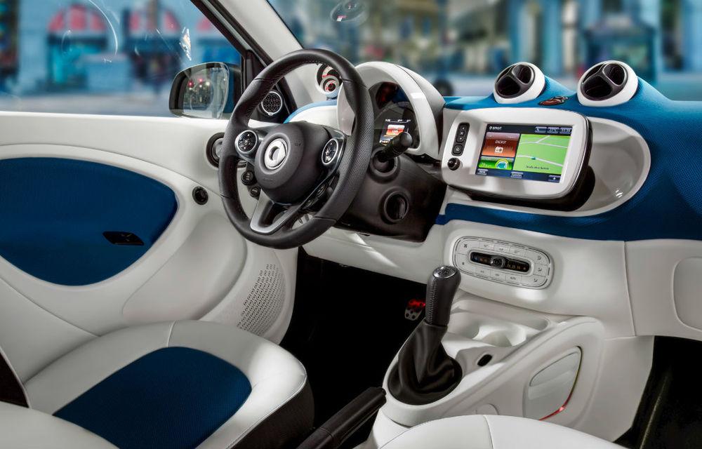 Preţuri Smart Fortwo şi Forfour în România: noul model mini porneşte de la 11.350 euro - Poza 2