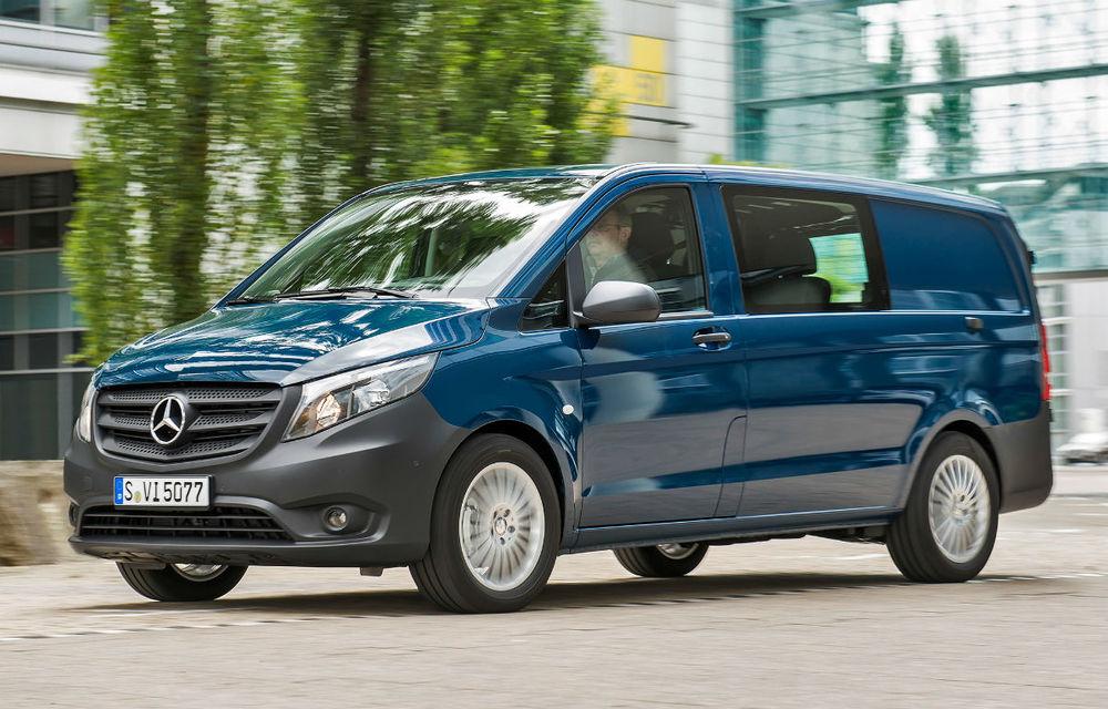 Mercedes-Benz Vito a primit o nouă generaţie - Poza 2