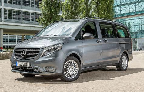 Mercedes-Benz Vito Tourer (2014-prezent)