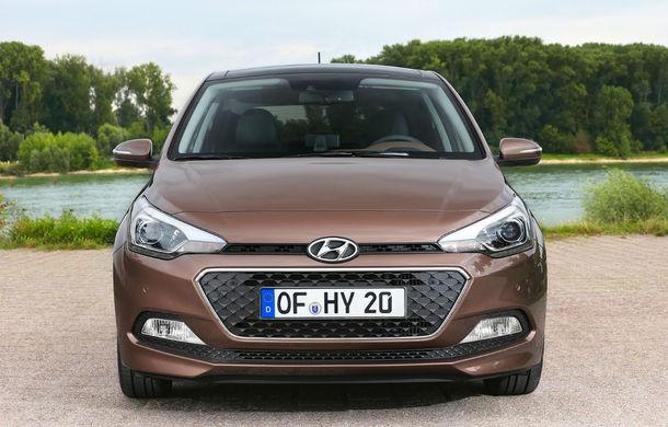 PARIS 2014 LIVE: Hyundai i20 a venit într-o nouă generație la Paris - Poza 15